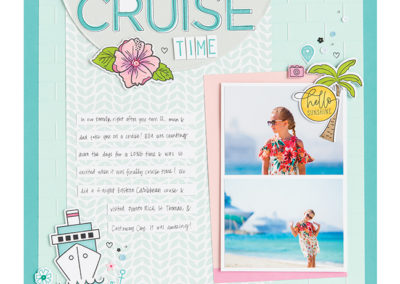 Escape to Paradise Stamp Set