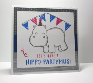 Let's Have a Hippo-Partymus!