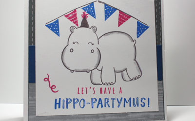 Hostess Rewards! Let's Have a Hippo-Partymus!