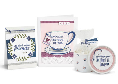 My Cup of Tea Stamp Set